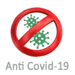 Logo Anti Covid 19