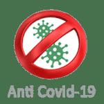 Productos Anticovid virus