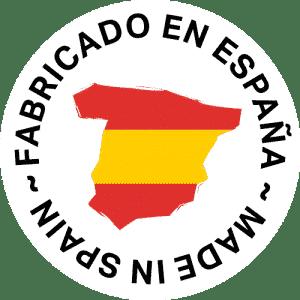 Logo Fabricado España Mascarilla