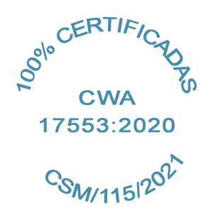 Logo Normativa CSM115 Mascarilla